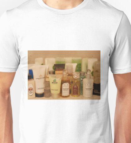 too many hotel stays Unisex T-Shirt