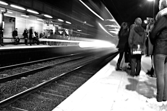 Rush Hour by rebrebs