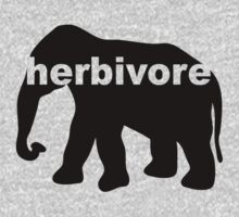 Herbivore (elephant) by PotionOwl203