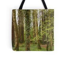 Forest, Stranorlar, Co. Donegal Tote Bag