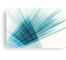 paper weave Canvas Print