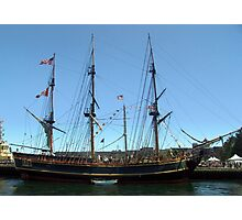 H.M.S.Bounty- In Memoriam Photographic Print