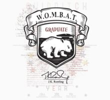 Wombat - Harry Potter Exams by Fawkes