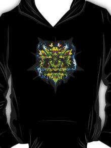 aWEARness clothing - Green Man T-Shirt