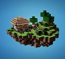 Minecraft Land by Design4You