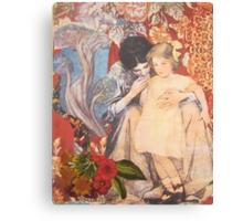 Mumsie Canvas Print