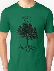 Tree Hugger Peace Unisex T-Shirt