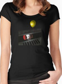Free Balloons! Women's Fitted Scoop T-Shirt
