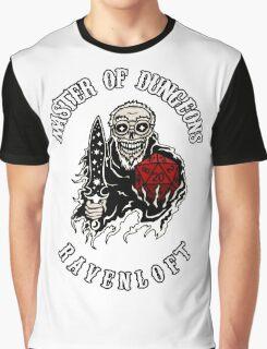 Master of Dungeons - Ravenloft Graphic T-Shirt