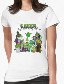 Green Lives Matter T-Shirt
