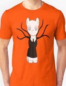Slenderman Pony Unisex T-Shirt