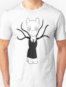 Slenderman Pony T-Shirt