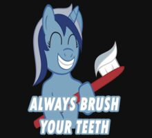 Always brush your Teeth by wolfsman2