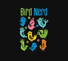 Bird Nerd - dark Unisex T-Shirt
