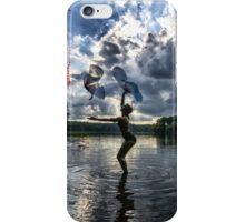 """the butterfly catcher"" - iphone 4 & iphone 4s & iphone 5 case iPhone Case/Skin"