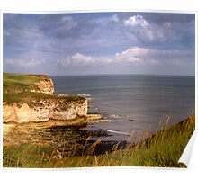 From Flamborough Head, Yorkshire Poster