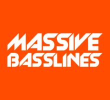 Massive Basslines (White) by DropBass