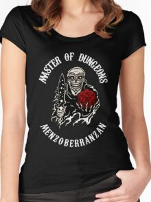 Master of Dungeons - Menzoberranzan Women's Fitted Scoop T-Shirt