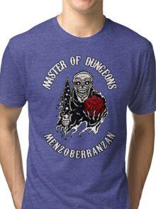 Master of Dungeons - Menzoberranzan Tri-blend T-Shirt