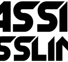 Massive Basslines Sticker
