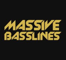 Massive Basslines (Yellow) by DropBass