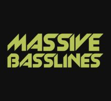 Massive Basslines (Neon) by DropBass