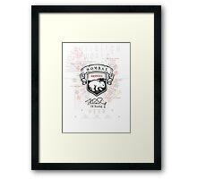 Wombat - Harry Potter Exams Framed Print