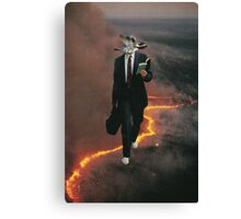 Midlife crisis Canvas Print