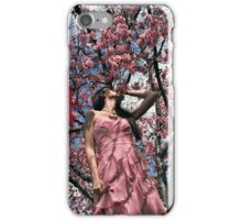 """""""the cherry blossom girl"""" - iphone 4 & iphone 4s & iphone 5 case iPhone Case/Skin"""