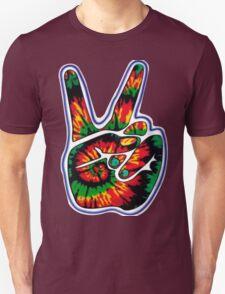 Tie-Dye Peace Sign T-Shirt