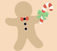 Gingerbread man #3 by simplepaperplan