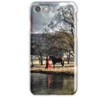 """dance of the hōrae"" - iphone 4 & iphone 4s & iphone 5 case iPhone Case/Skin"