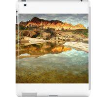 Sunset on Mt. Giles iPad Case/Skin