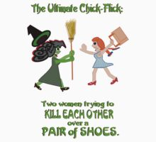 Dorothy and Elphaba - Typical girls... by Weber Consulting