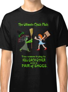 Dorothy and Elphaba - Typical girls... Classic T-Shirt