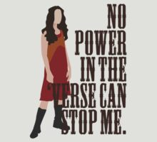 River Tam - No Power In The 'Verse Can Stop Me | Unisex T-Shirt