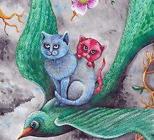 Tea cup kittens adventure by melaniedann