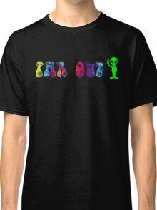 Far Out Alien Classic T-Shirt