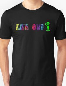 Far Out Alien Unisex T-Shirt