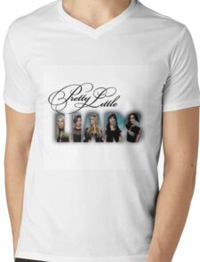 Pretty Little Liars Mens V-Neck T-Shirt