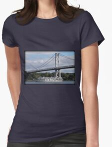 Mid Hudson Leisure Cruise Womens Fitted T-Shirt