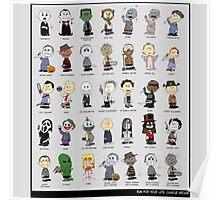 charlie brown horror peanuts movie Poster