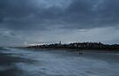 Southwold Beach by Nigel Bangert