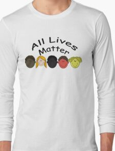 All Lives Matter Long Sleeve T-Shirt