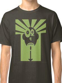 Raging Skull Classic T-Shirt