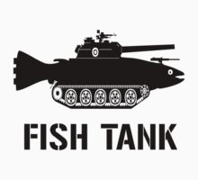 Fish Tank by pixelman