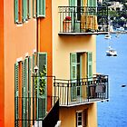 Mediterranean living, French Riviera by Millie Brown