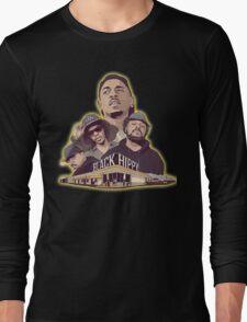 Black Hippy design  Long Sleeve T-Shirt