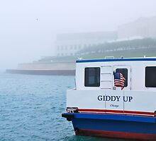 Giddy Up Chicago by Michael McCann