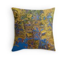 Relative Difference #3 Throw Pillow